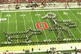 Ohio State Marching Band Wizard Of Oz Halftime Show
